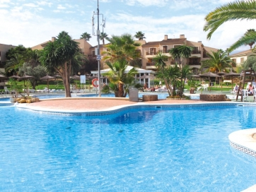 8 dagen all inclusive in Hotel Palm Garden